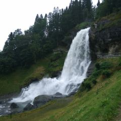 Steinsdalsfossen Waterfall User Photo