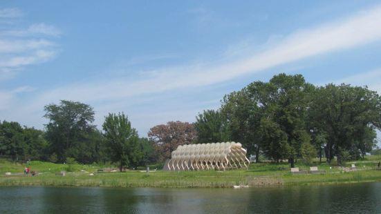 林肯公園南池塘