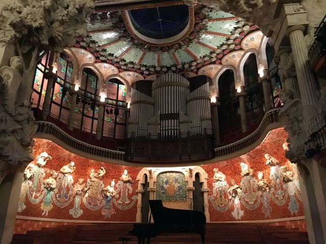 加泰羅尼亞音樂宮