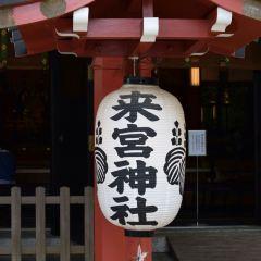 來宮神社のユーザー投稿写真