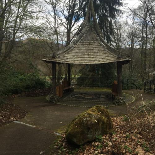 Explorers' Garden at Pitlochry Theatre