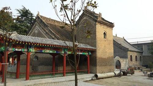 天静宫坐落在老子故里安徽涡阳涡北街道郑店村,北宋贾善翔《犹龙