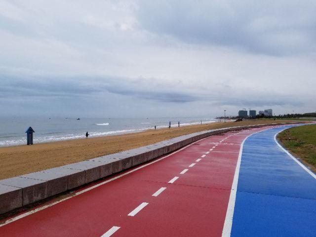 Lingshanwan Seaside Park
