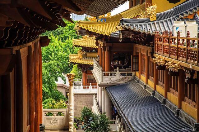 千年古剎寺廟景色優美,禮佛祈願求啥都靈驗