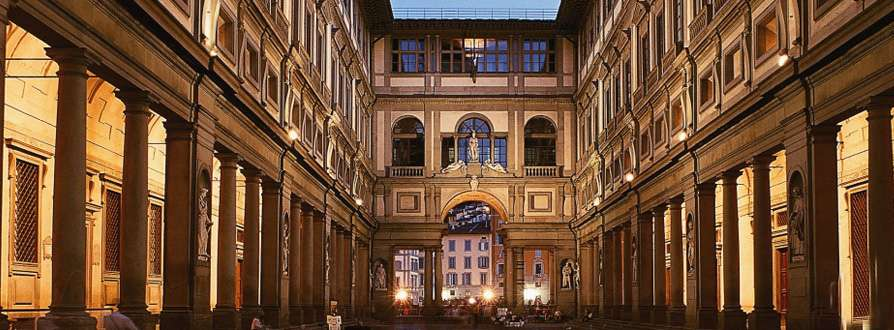 Skip-the-line Ticket for the Uffizi Gallery