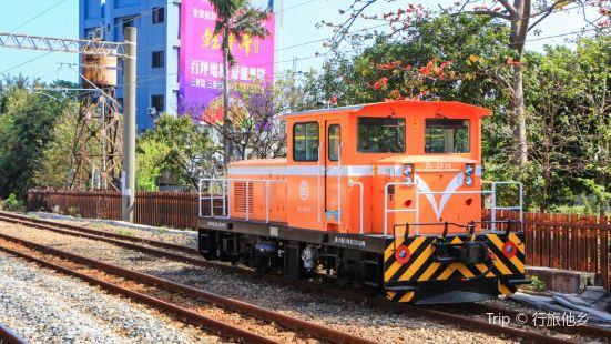 CK124蒸汽火車