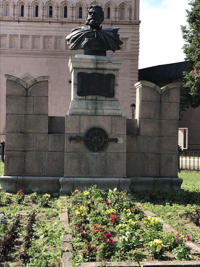 波紮爾斯基紀念碑