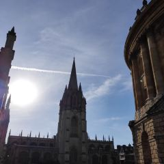 Radcliffe Camera User Photo