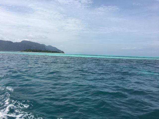 曼達布安島