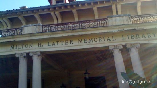 Milton H. Latter Memorial Library
