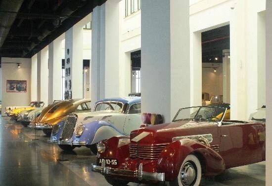 Museo automovilistico Malaga