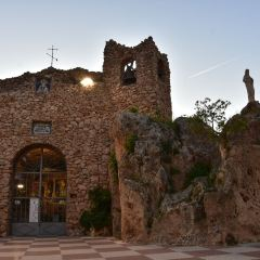 Rocky Virgin Church,Mijas User Photo