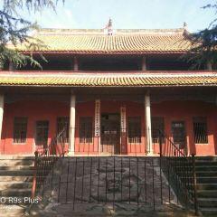 샹탄 문묘 여행 사진