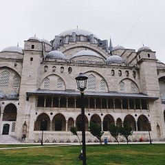 蘇萊曼清真寺用戶圖片