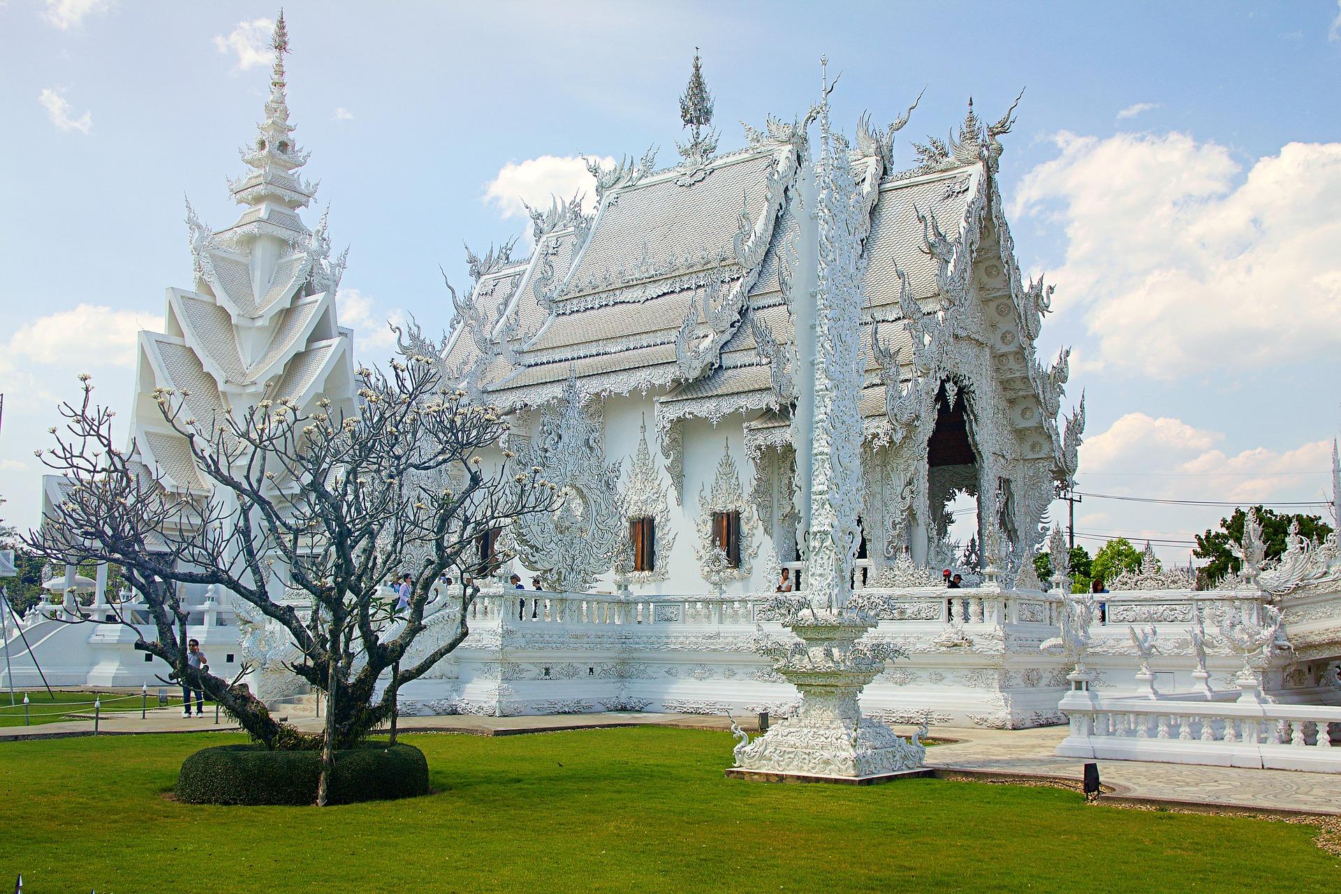 【清萊景點推介📸】熱門清萊行程-泰國最新旅遊熱點!