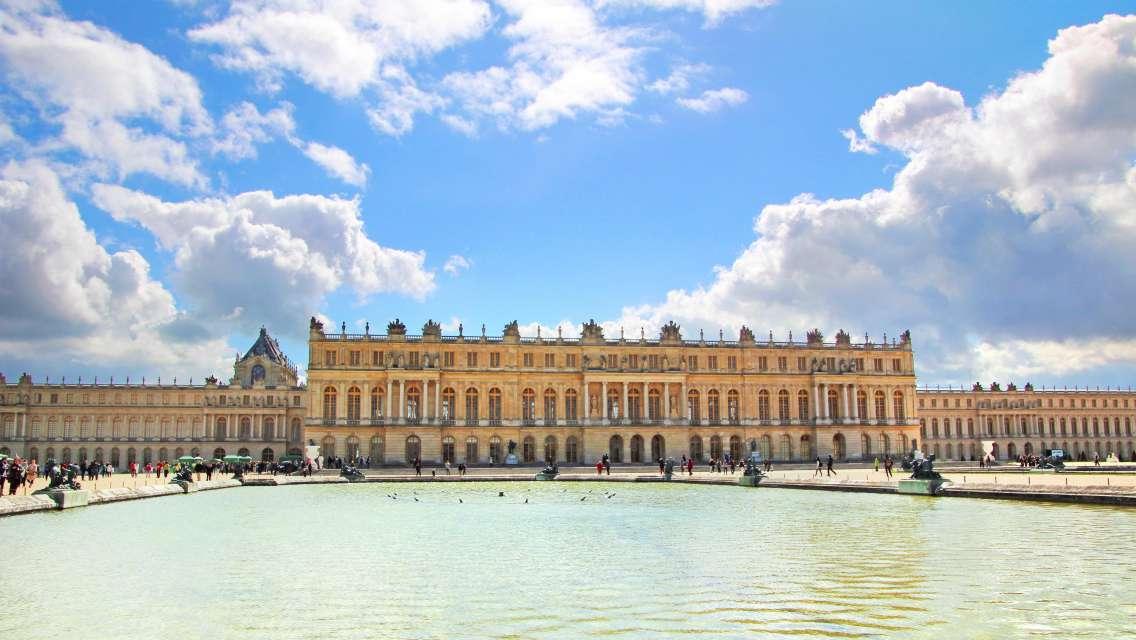 Palace of Versailles Pass