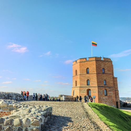Gediminas Tower & Upper Castle Museum