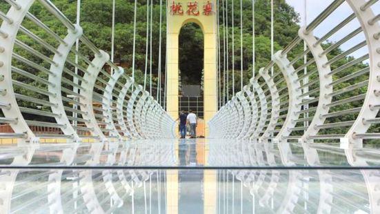 雞公山桃花寨景區