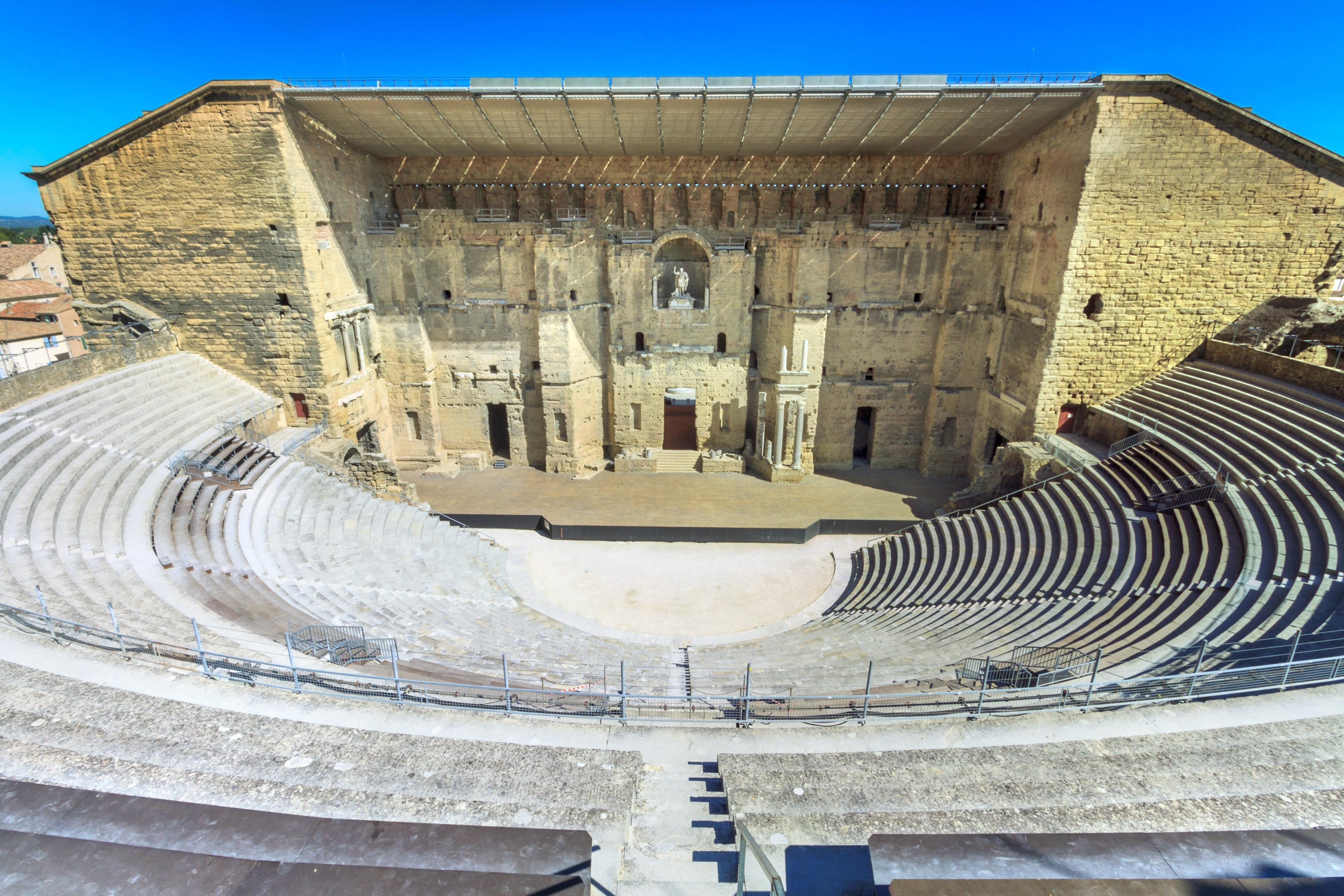 古羅馬劇場