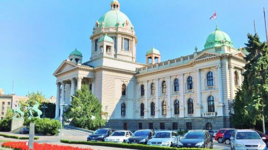 塞爾維亞國會大廈