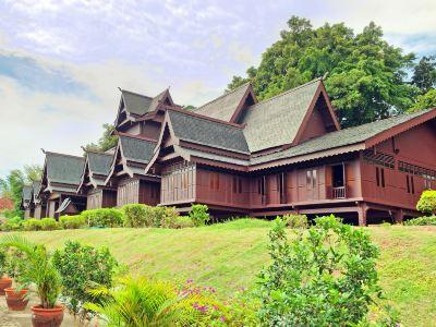 Malacca's Sultanate Palace