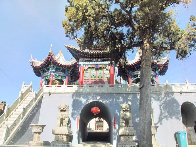 Gaofo Temple