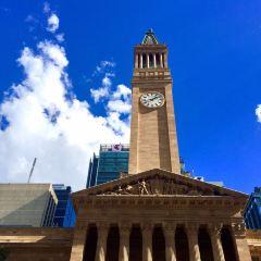 브리즈번 시청 여행 사진