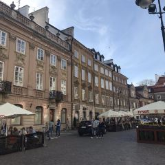 Warsaw Old Town User Photo