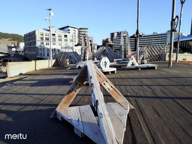 惠靈頓跨海人行橋