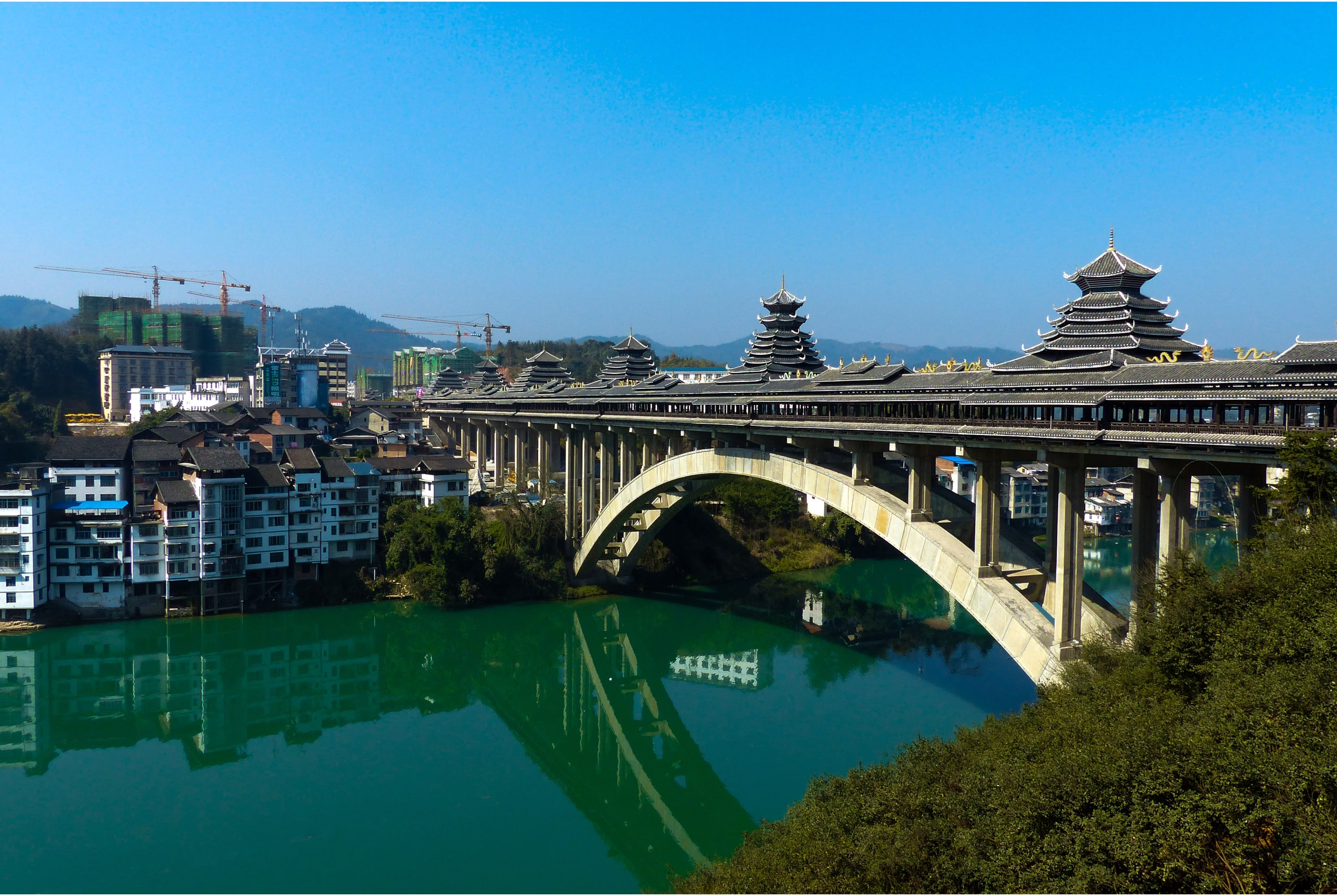 Sanjiang Wind and Rain Bridge