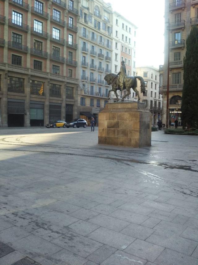 巴塞羅那大王宮
