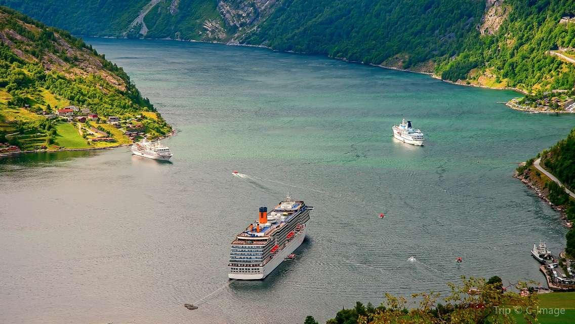 Ena Valley Cruise Ticket