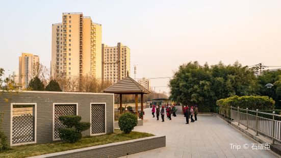 Youyi Park (West Gate)