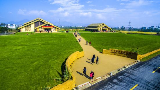 上山考古遺址公園