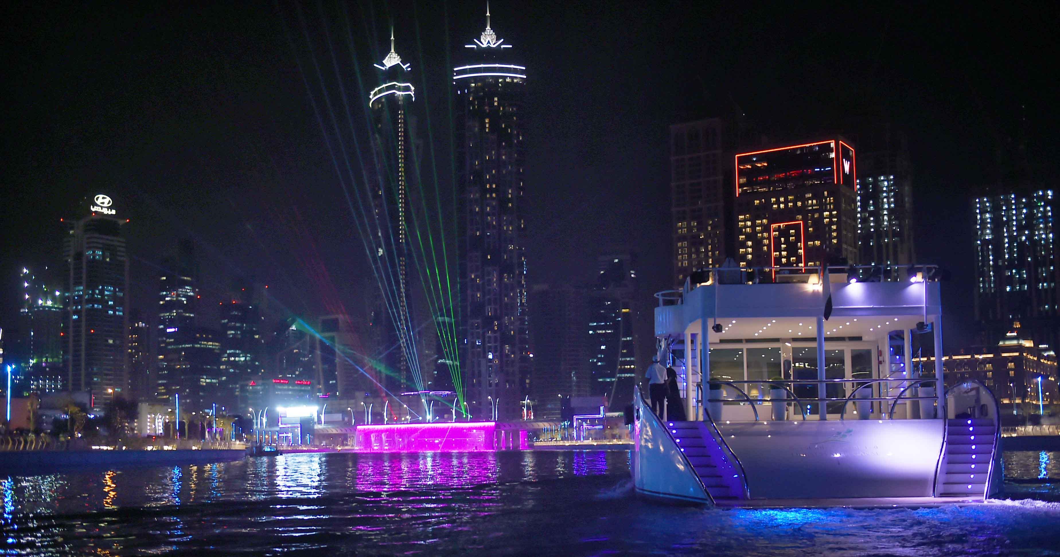 Bateaux Dubai Dinner Cruise (Special)