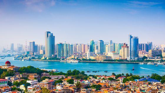 Xiamen Private Half Day Tour to Gulangyu Island And Shuzhuang Garden