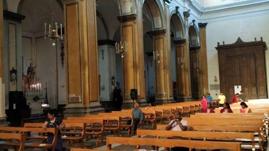 Chiesa San Nicolo da Tolentino