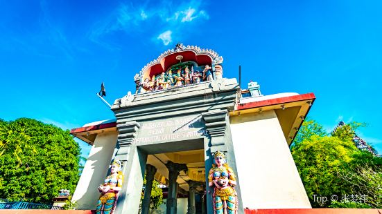 Nagarathar Sivan Temple