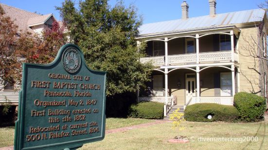 Original First Baptist Church