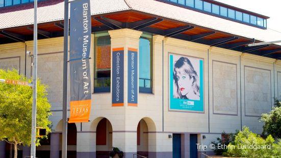 The Blanton Museum of Art