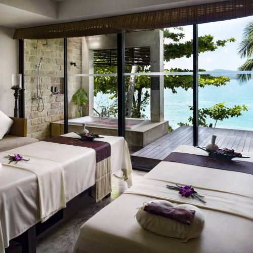 SPA Cenvaree at Centara Villas Phuket