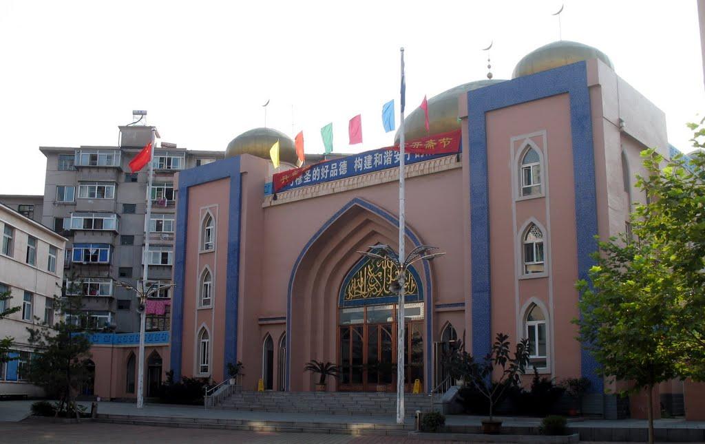 Dandong Mosque