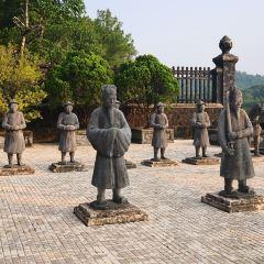 카이딘 황제릉 여행 사진