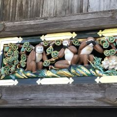 닛코 동조궁 여행 사진