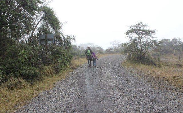 Parque National Los Quetzales