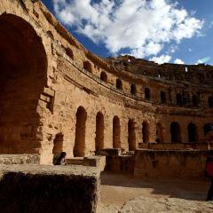 El DJem Amphitheatre User Photo