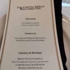 The Capital Grille用戶圖片