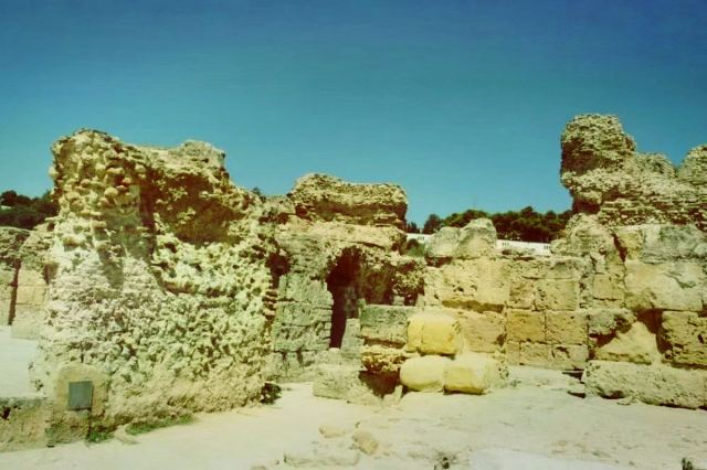 Ruines de Carthage