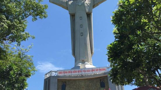 耶稣山位于胡志明市东南面,因山上建有世界最大的耶稣雕像而得名