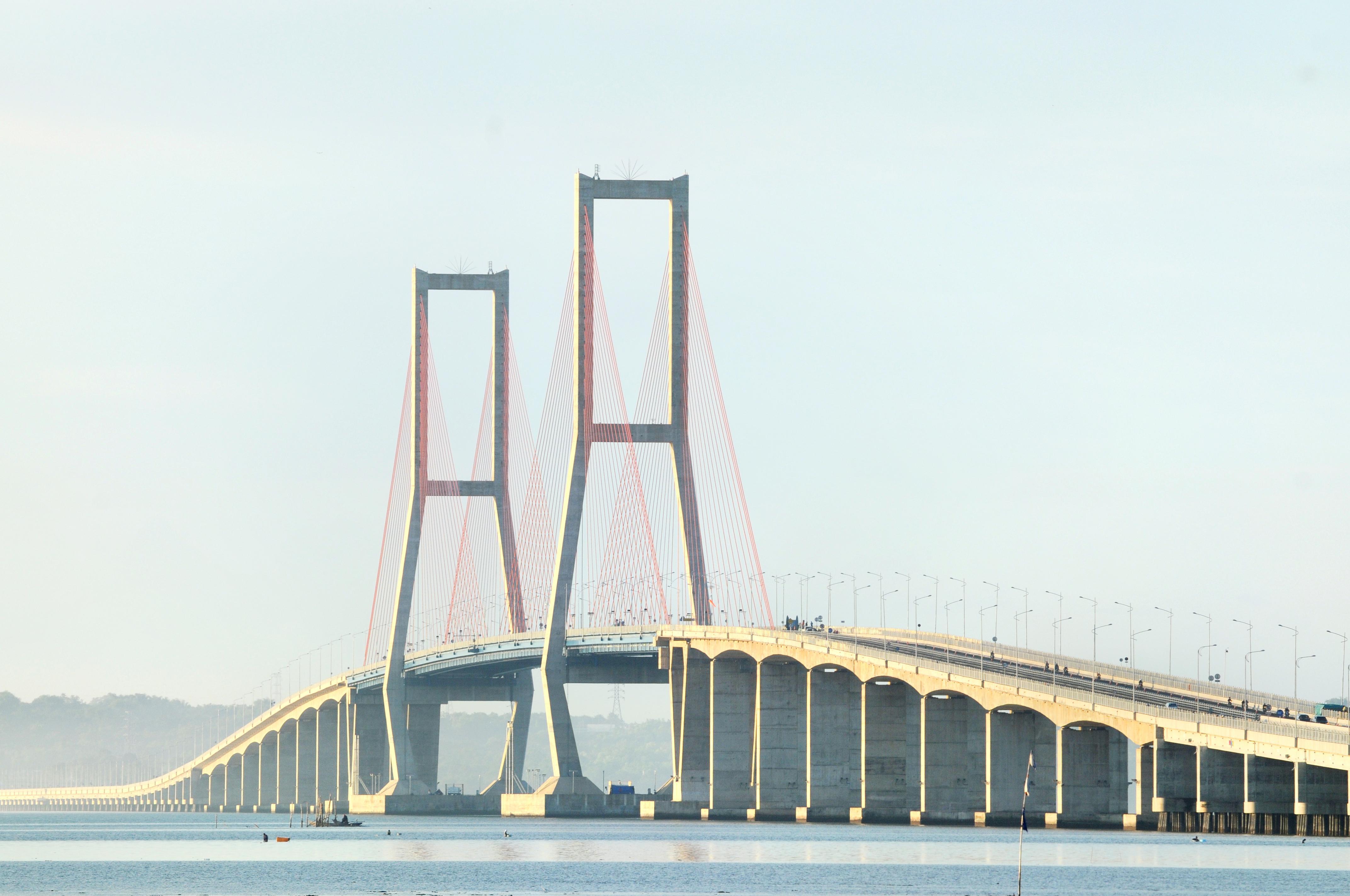 Suramadu National Bridge